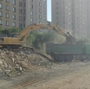 大连挖掘机租赁